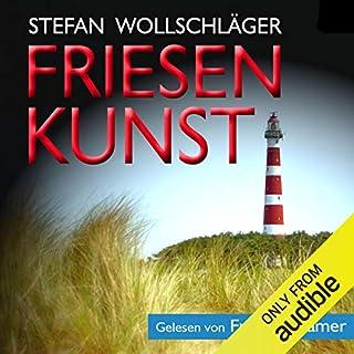Friesenkunst: Ostfriesen-Krimi Titelbild