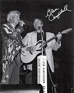 Glen Campbell & Porter Wagner T Shirt Iron On 8 x 10 Photo