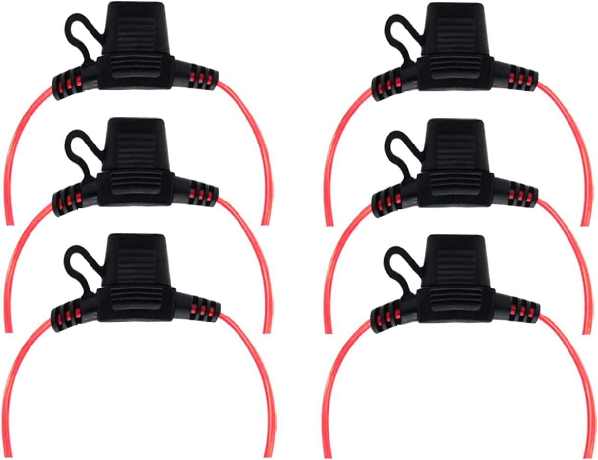 VANTRONIK Inline Mini Award-winning store Discount mail order Fuse Holder IP65 Waterproof Blade Plug-in