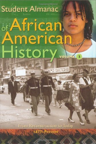 Student Almanac of African American History (Middle School Reference) (English Edition)