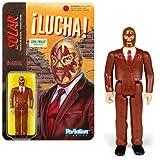 Legends of Lucha Libre Solar in Suit Reaction Figure