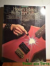 HEAVY METAL RIFFS FOR GUITAR : THE RIFF SERIES