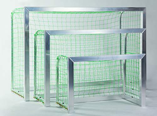 Haspo Aluminium Minitor - absolut wetterfest - teilverschweißt, Größe:1.8 x 1.2 m