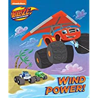 Wind Power (Blaze and the Monster Machines)