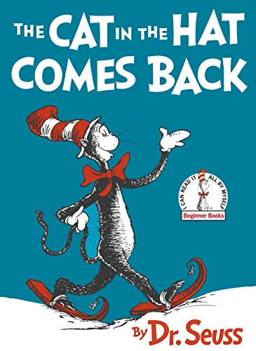 The Cat in the Hat Comes Back (Beginner Books(R)) (English Edition)