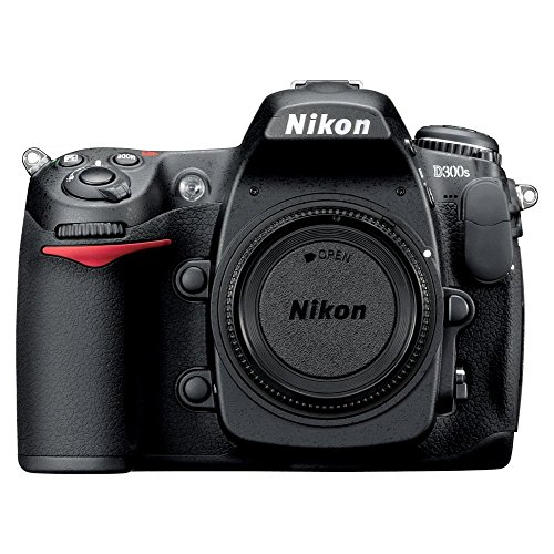 Nikon D300S 12.3MP DX-Format CMOS Digital SLR Camera with 3.0-Inch LCD (Body Only) (Discontinued by Manufacturer) (Renewed)