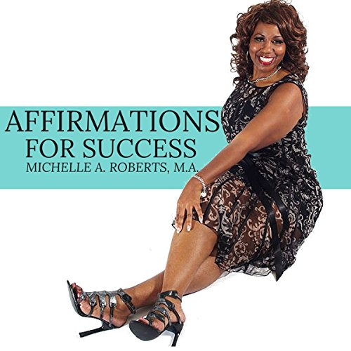 Affirmations for Success audiobook cover art
