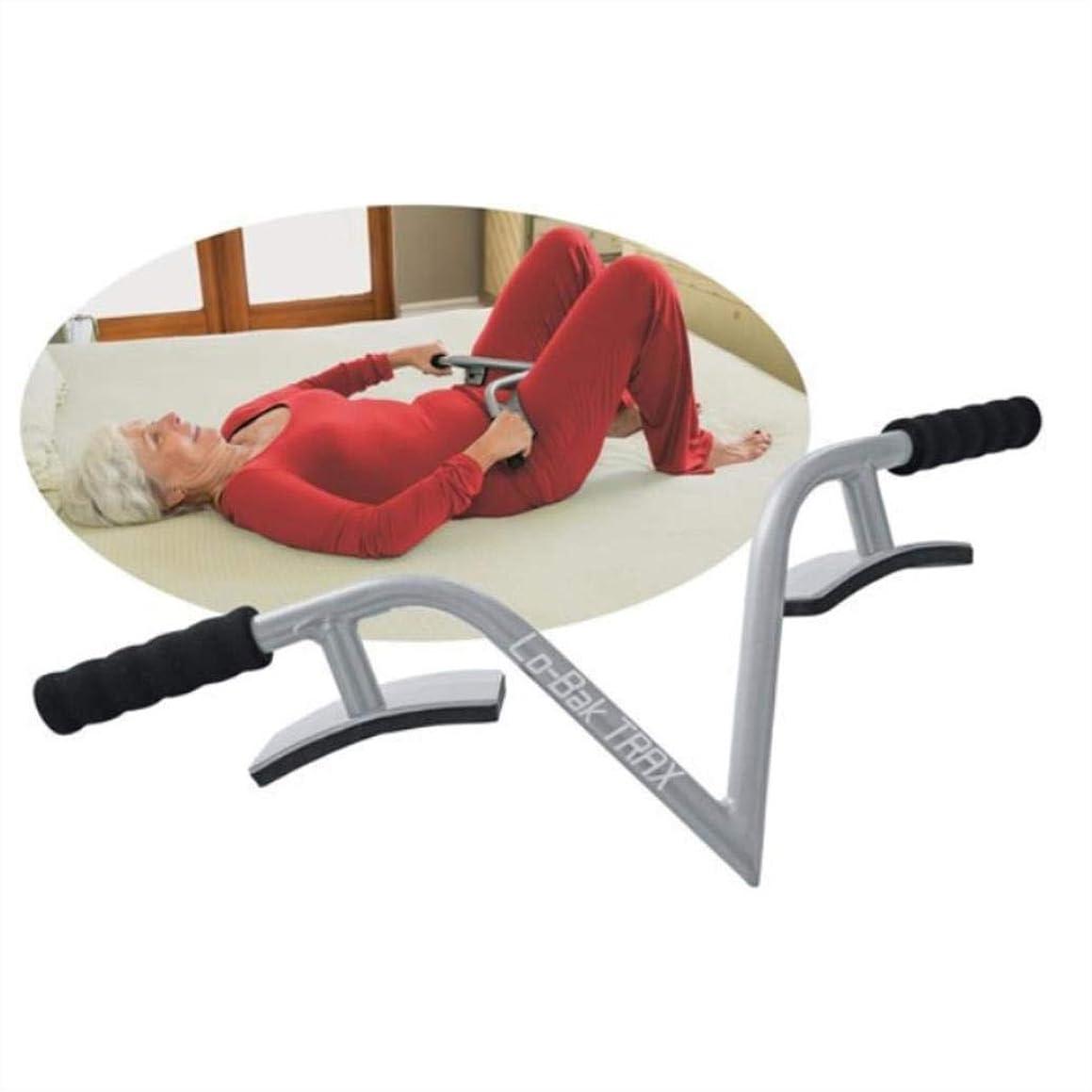 干し草消化器ページェントZISHINEポータブル脊椎牽引装置イージーコンフォート&FDA登録済み