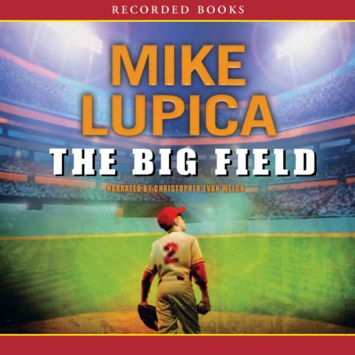 The Big Field audiobook cover art