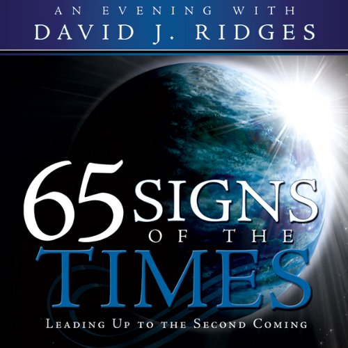 65 Signs of the Times audiobook cover art