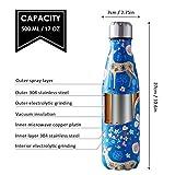 Zoom IMG-2 hgdgears bottiglia acqua in acciaio