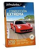 WONDERBOX Regalo Hombre -CONDUCCIÓN Extrema- 3.750 experiencias de conducción para Dos Personas