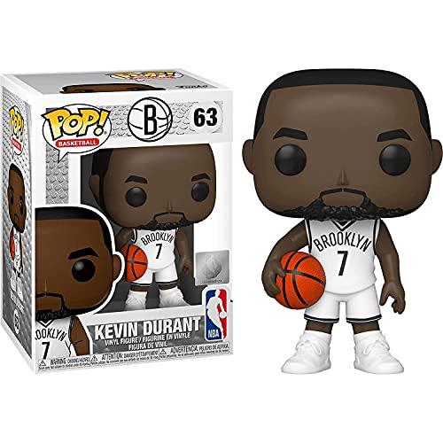 Yukichi Pop NBA: - Kevin Durant #63 Collectible Figure Statue Exclusive