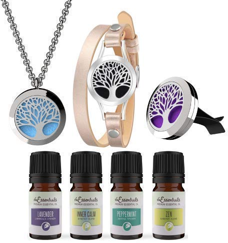 Wild WEB限定 Essentials Tree of Life Personal いつでも送料無料 - Kit Diffuser Bundle incl