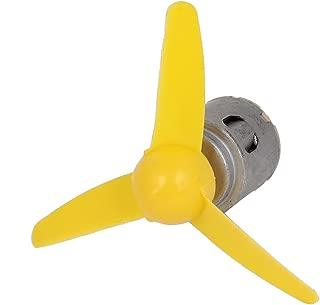 uxcell 1500 A12121200ux0003-10000RPM DC3-12V High Torque Motor Propeller for Model Aircraft