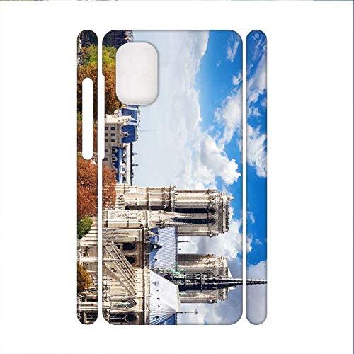 Gogh Yeah con Notre Dame De Paris Interesante para Chico Carcasa del Teléfono De La Pc Usar como Samsung Galaxy S20 Plus