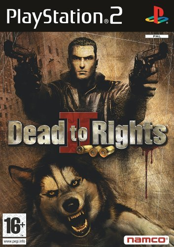 Dead to Rights II (PS2) by Electronic Arts