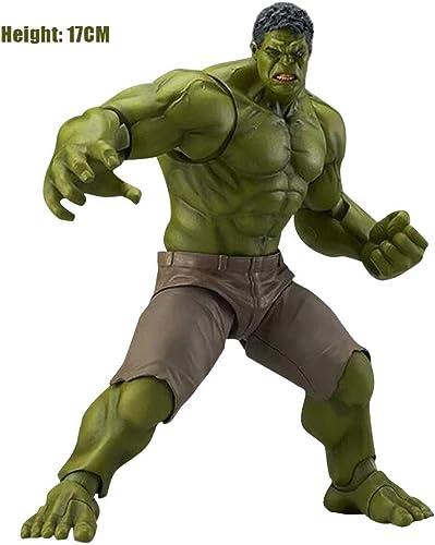 tienda en linea COOL MODEL The The The Avengers 2 Hulk Action Diagram Modelo En Caja Decoración del Hogar Juguetes para Niños - 17 Cm  Las ventas en línea ahorran un 70%.