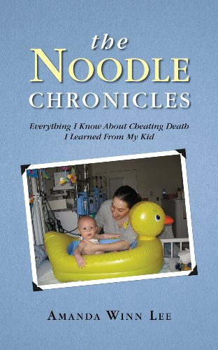 Book: The Noodle Chronicles - Everything I Know About Cheating Death I Learned From My Kid by Amanda Winn Lee