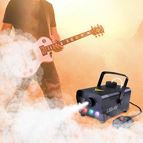 Asmuse 500W LED Nebelmaschine Erfahrungen & Preisvergleich