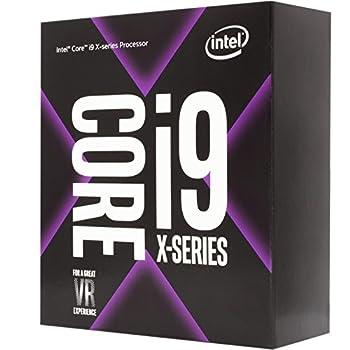 Intel Core i9-9900X X-Series Processor 10 Cores up to 4.4GHz Turbo Unlocked LGA2066 X299 Series 165W Processors  999AC5