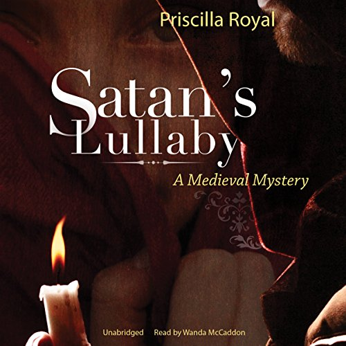 Satan's Lullaby audiobook cover art
