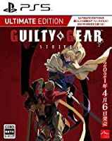 GUILTY GEAR -STRIVE- Ultimate Edition【Amazon.co.jp限定】オリジナルアクリルチャーム 付 - PS5