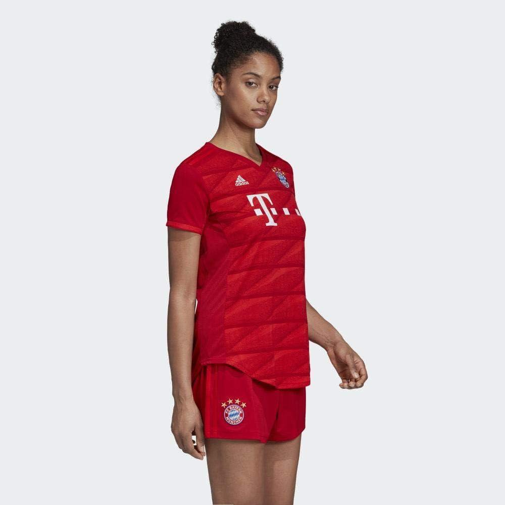 Amazon.com: adidas Womens FC Bayern Munich Home Jersey 2019/2020 ...