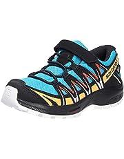 Salomon XA Pro 3D CSWP J, Zapatillas Impermeables De Trail Running Y Outdoor Actividades con Sistema Fácil De Lazada Niños