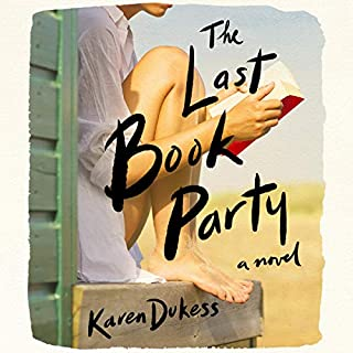 The Last Book Party audiobook cover art