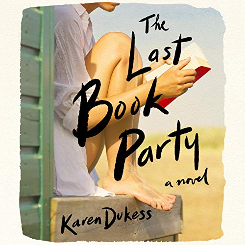 『The Last Book Party』のカバーアート