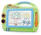 YIMINGss Kindermagnetische Zeichenbrett, Babyhalterung Typ Graffiti-Malerei-Schreibvorstand, frühe Bildung Pädagogisches Spielzeug