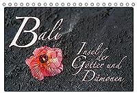 Bali Insel der Goetter und Daemonen (Tischkalender 2022 DIN A5 quer): Bali, kleinste Insel im indonesischen Archipel (Monatskalender, 14 Seiten )