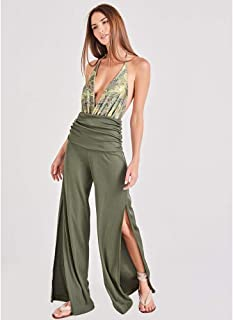 Pantalona Verde Militar