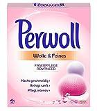 Perwoll Wolle und Feines Faserpflege Advanced Pulver, 330 g -