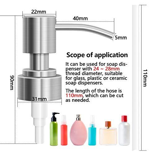 N+A Dispensadores de loción y de jabón