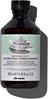 Davines Detoxifying Scrub Shampoo, 8.45 Fl. oz.