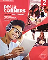 Four Corners Level 2 Full Contact with Online Self-study