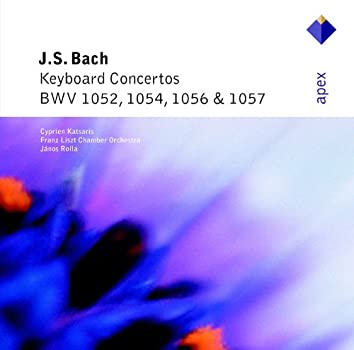 Bach, JS : Keyboard Concertos Nos 1, 3, 5 & 6  -  Apex