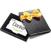 Amazon.de Geschenkkarte in Geschenkbox - 200 EUR (Danke)