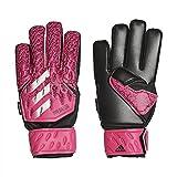adidas Kinder Torwarthandschuhe Predator Match Fingersave Shock Pink/Collegiate Purple/Black/White 5