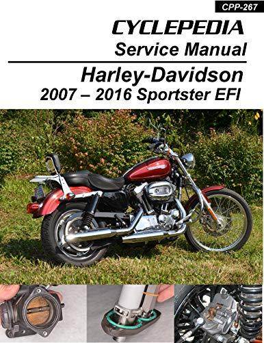 Harley-Davidson Sportster FI Service Manual (English Edition)