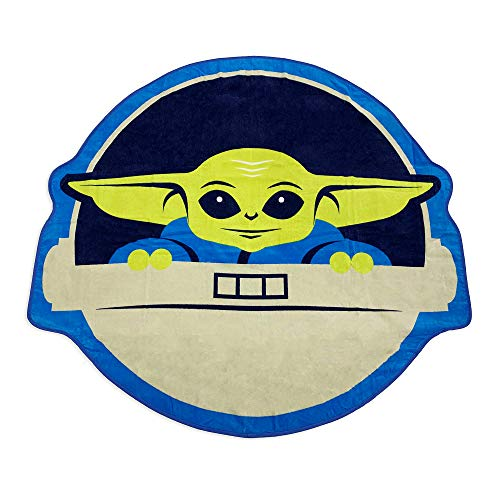 Star Wars The Child Deluxe Beach Towel – The Mandalorian