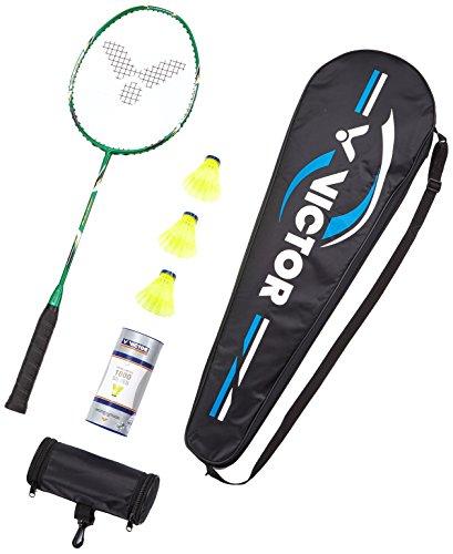 Victor Ultramate 6 099//0//1 Badminton Set Matte Beige