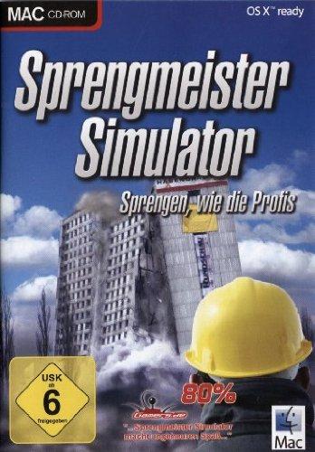 Sprengmeister Simulator - [PC]