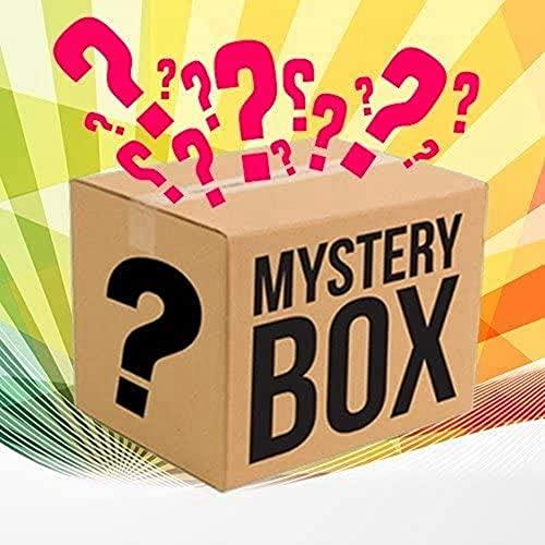 TPPHD Mystery Box Electronics (Producto Aleatorio), es un Buen Regalo. Existe la Posibilidad de Abrir: los últimos teléfonos móviles, Drones, Relojes Inteligentes, etc, Todo lo Posible