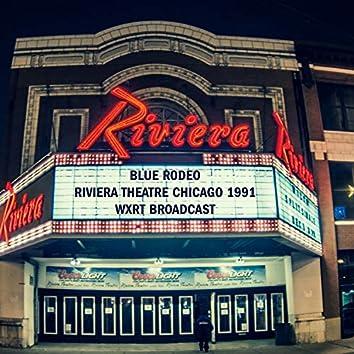 Riviera Theatre Chicago 1991