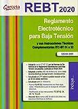 REBT 2020. Reglamento Electrotecnico para baja tensión: Reglamento electrotecnico para baja tensión
