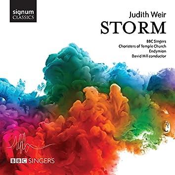 Judith Weir: Storm