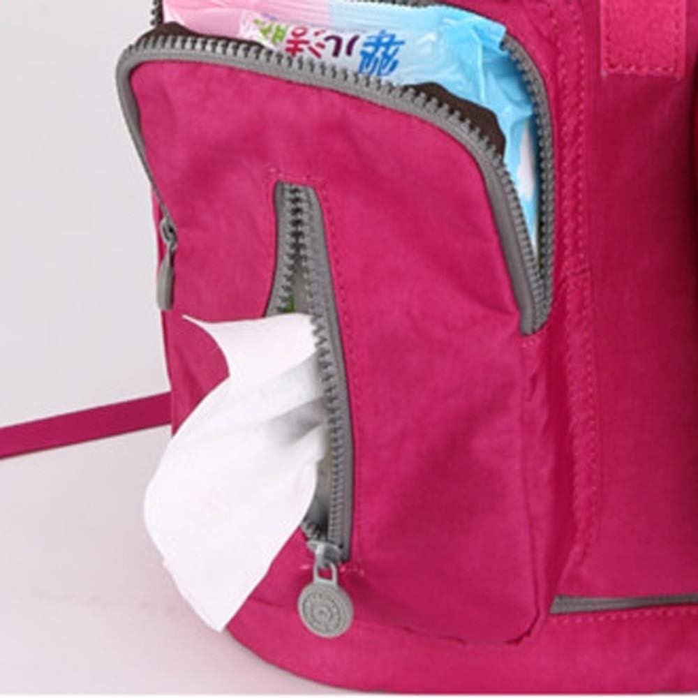 Lady sac à dos Nouveau Sac à Dos Sac à Dos Multifonctions Grande capacité épaule Sac à Dos Sac à Dos for Maman et Enfant (Color : 1) 1
